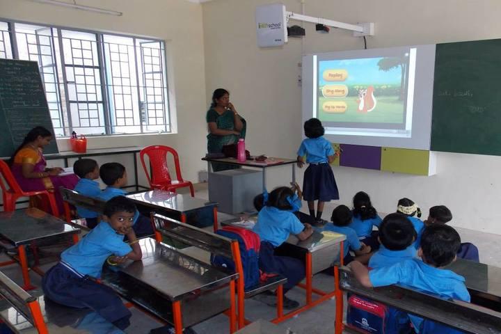 Swami Vivekananda Vidyamandir School- Smart Class