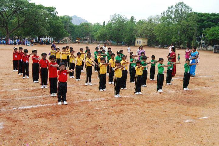 Swami Vivekananda Vidyamandir School- Sports Day
