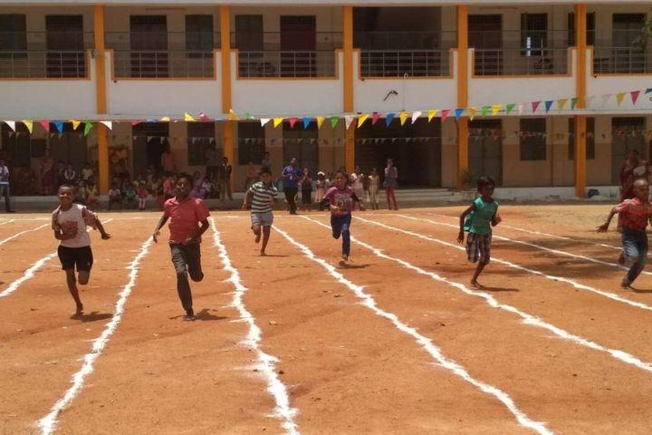 Swami Vivekananda Vidyamandir School- Sports