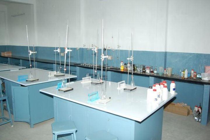 Thaai School- Chemistry Lab
