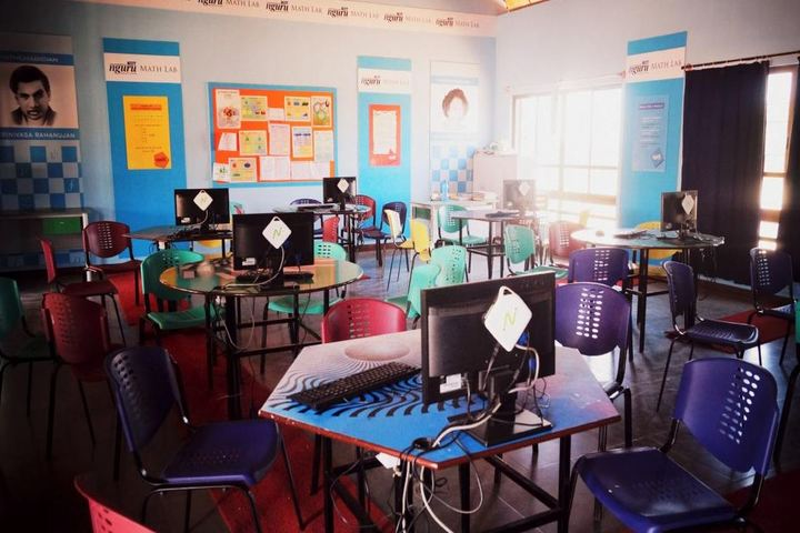 The Ashok Leyland School- IT Lab