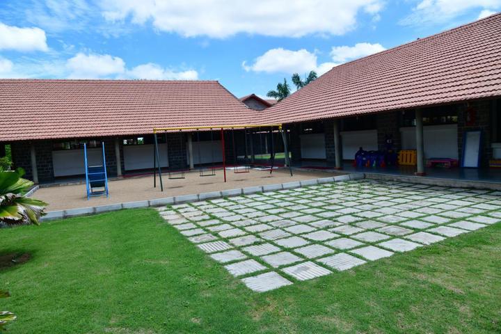The Ashok Leyland School- Play Area