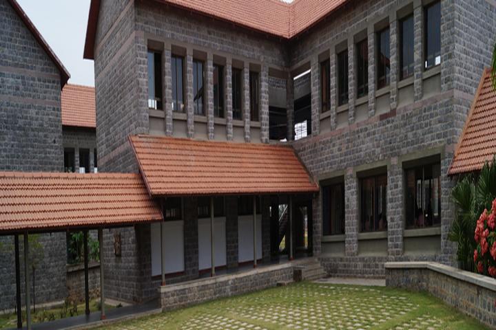 The Ashok Leyland School- School Infrastructure