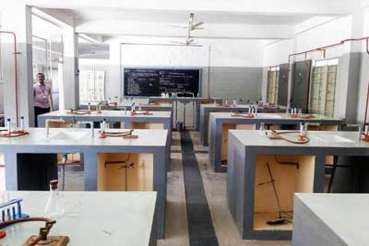 The B V B School-Chemistry Lab
