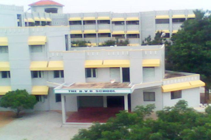 The B V B School-School Building