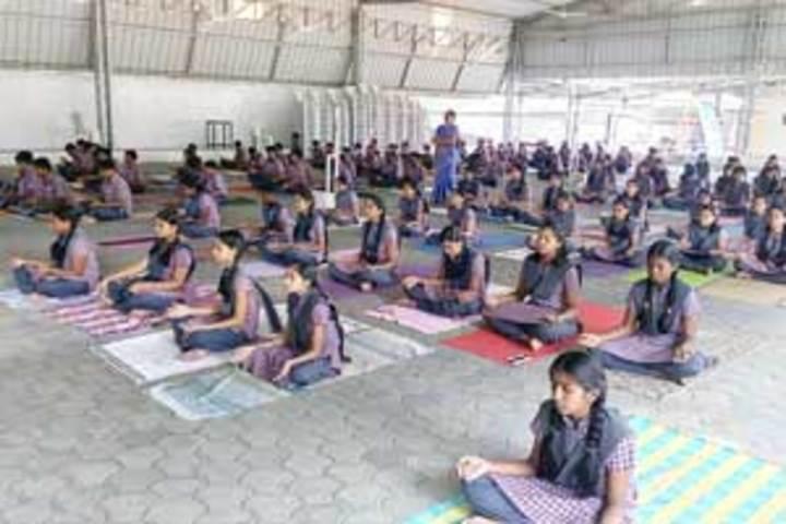 The B V B School-Yoga