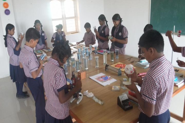 The Childplan Academy- Biology Lab