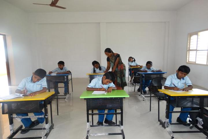The Childplan Academy- Classrooms