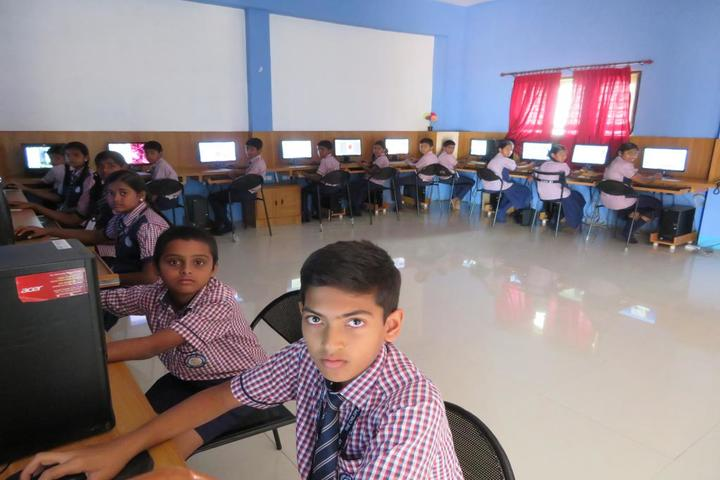 The Childplan Academy- Computer Lab