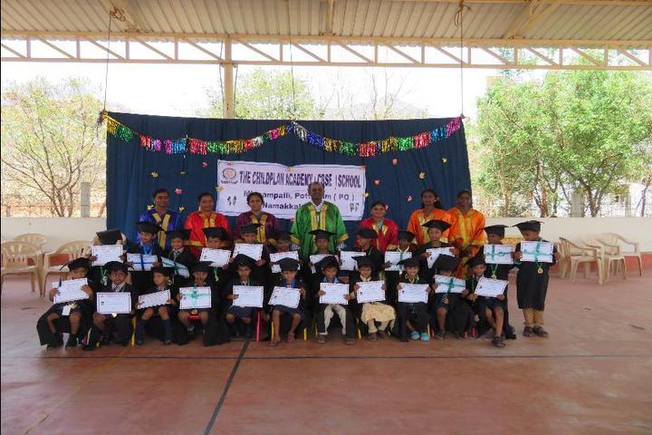 The Childplan Academy- Graduation Day