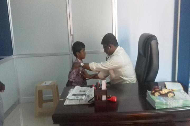 The Childplan Academy- Health Check up