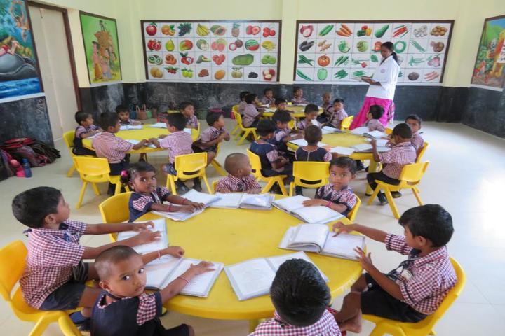 The Childplan Academy- Kindergarten