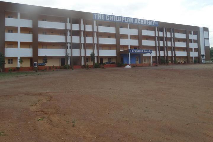 The Childplan Academy- School Campus