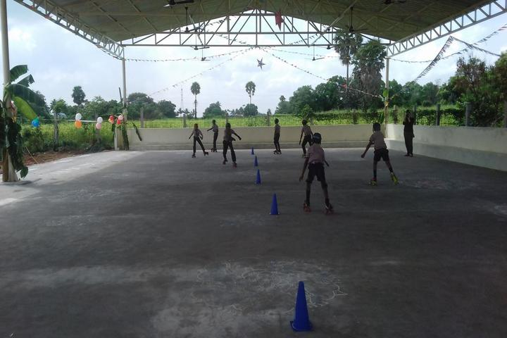 The Childplan Academy- Skating