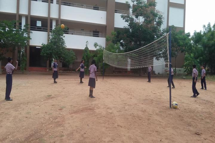 The Childplan Academy- Volley Ball