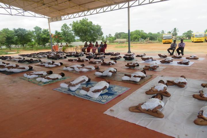 The Childplan Academy- Yoga