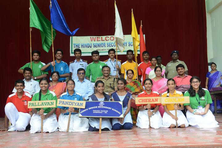 The Hindu Senior Secondary School- Investiture Ceremony