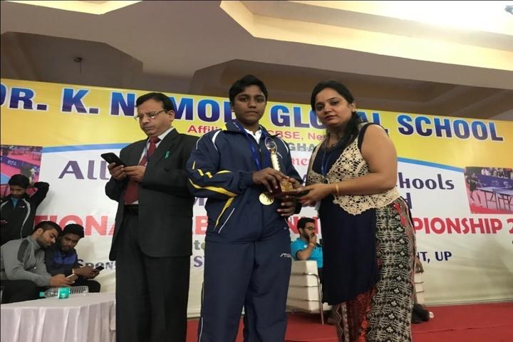 The Hindu Senior Secondary School- Sports Championship