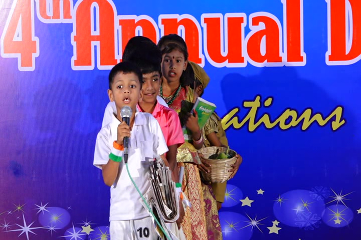 The Indian Model School-Annual Day