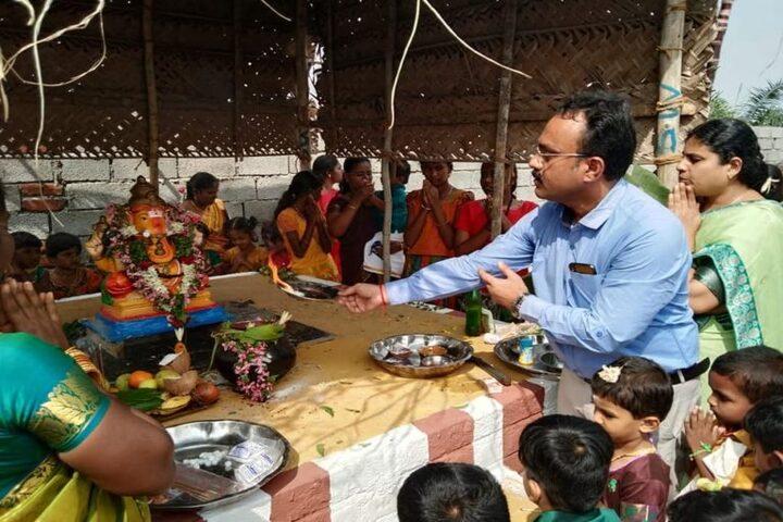 The Indian Model School-Festival Celebrations