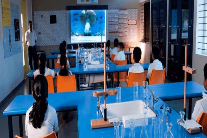 The Indian Public School-AV Room