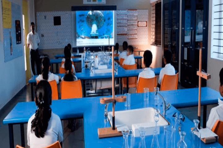 The Indian Public School-AV Room