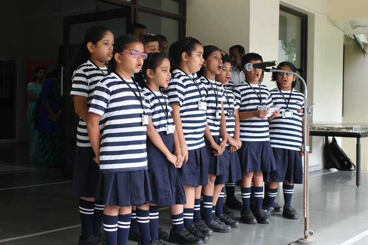 The Indian Public School-Group Song