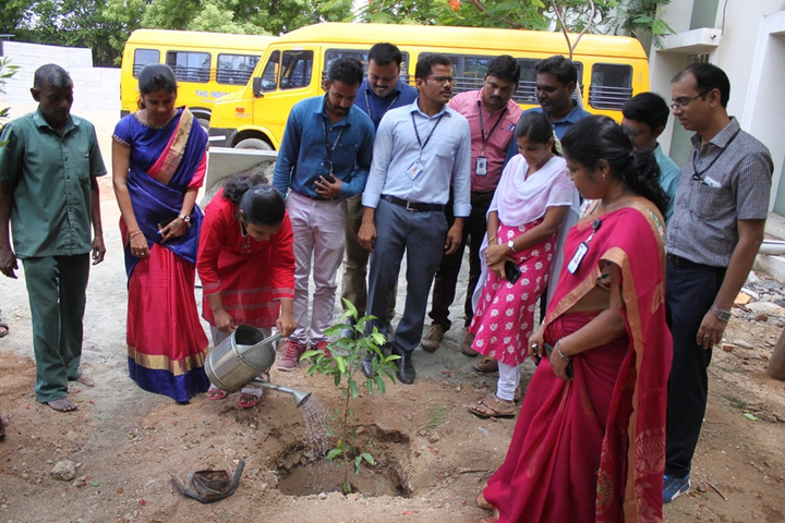 The Indian Public School-Plantation