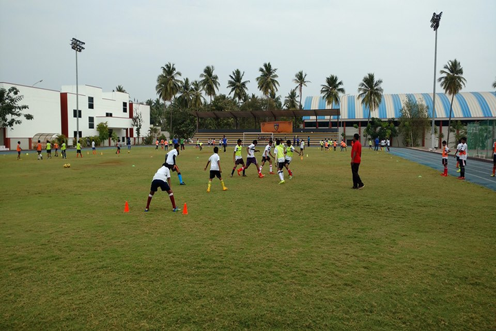 The Indian Public School-Play Area