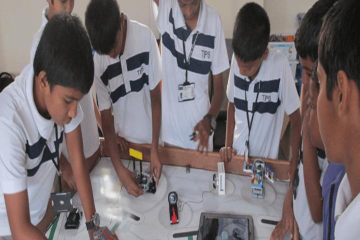 The Indian Public School-Robotics Labs