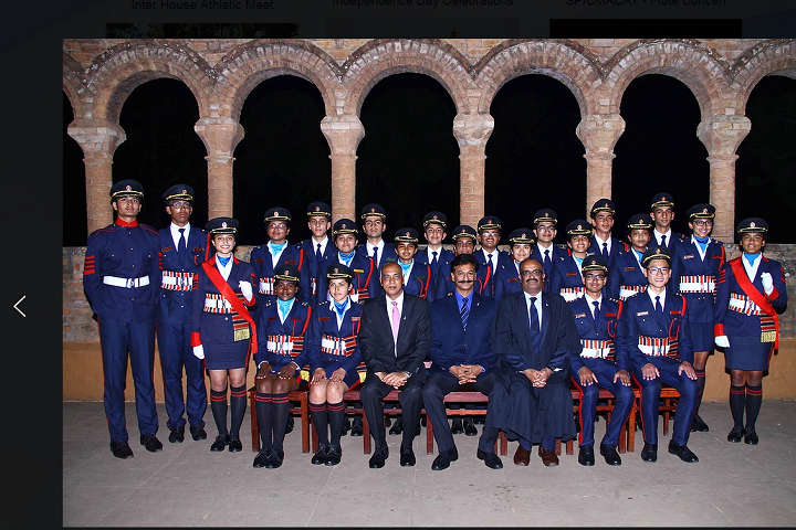 The Lawrence School- Investiture  Ceremony