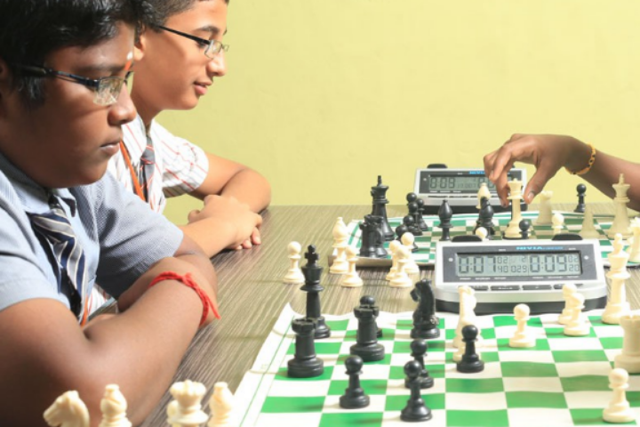 The Leaders Academy - Chess Competition