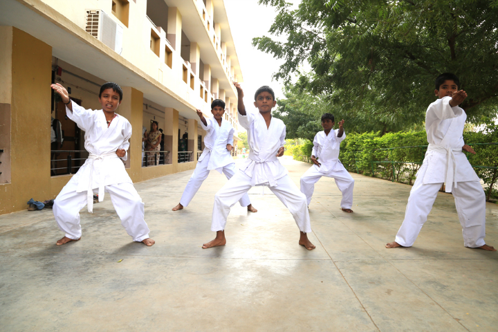 The Leaders Academy - Karate