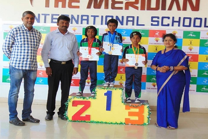 The Meridian International School- Sports Day