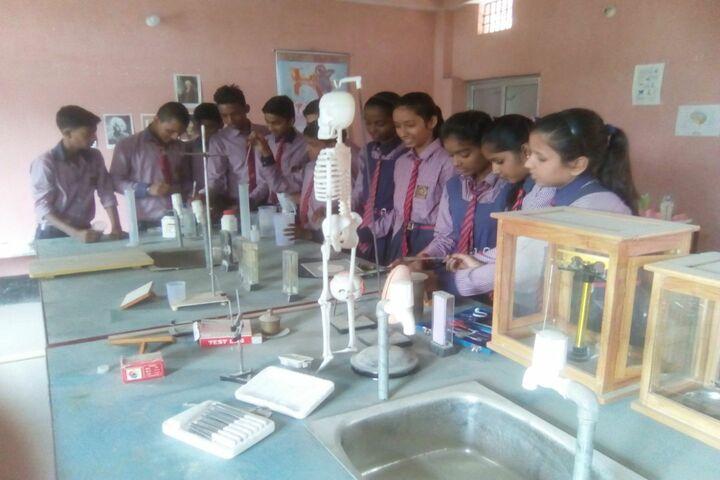 R B S Residential Public School-Lab