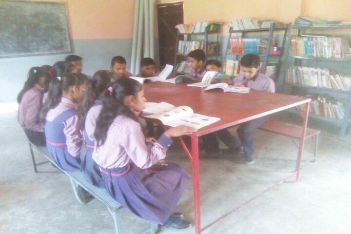 R B S Residential Public School-Library