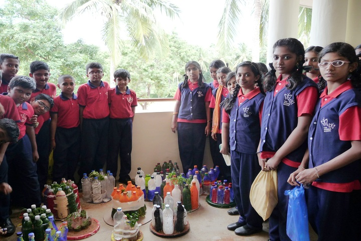 The Pioneer School-Environment Day