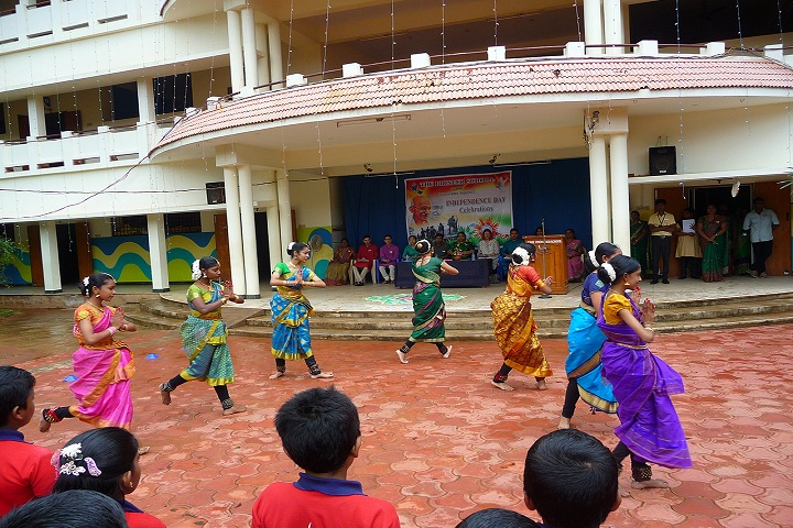 The Pioneer School-Independence Day Celebration