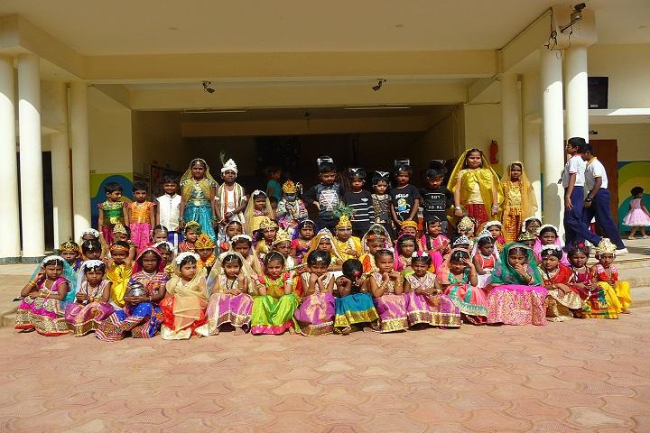 The Pioneer School-Krishna Jayanthi Celebration