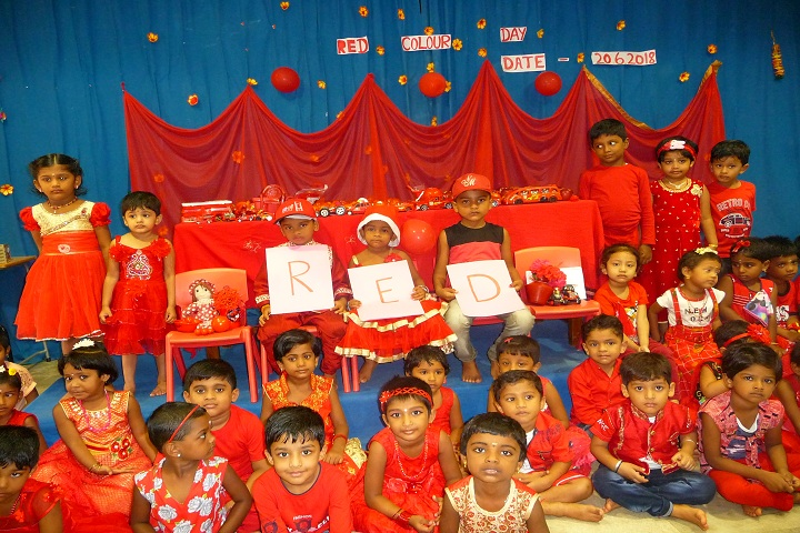 The Pioneer School-Red Day Celebration