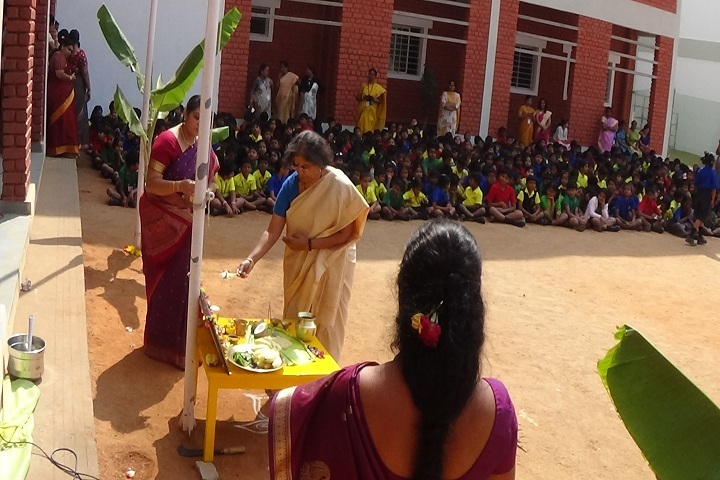 The PSBB Millennium School-Pongal Celebration
