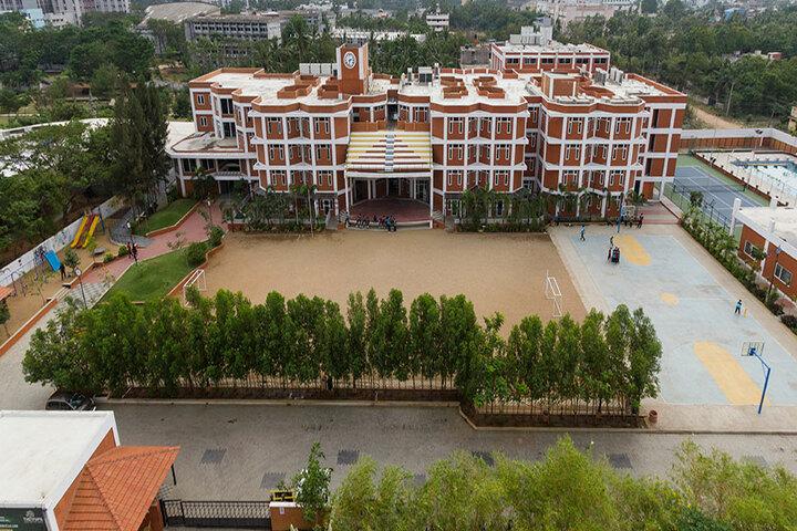 The Pupil - Saveetha Eco School-School View