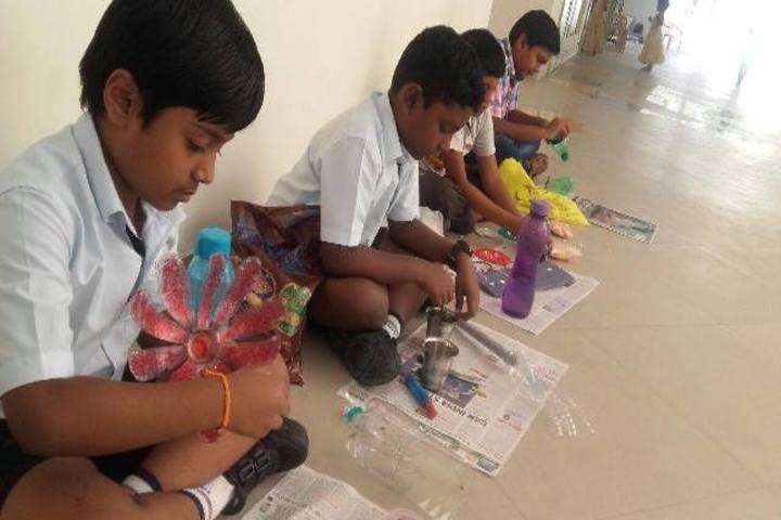The Quest International School-Art and Craft
