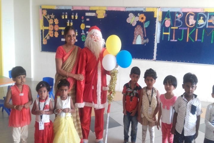 The Quest International School-Christmas Celebration