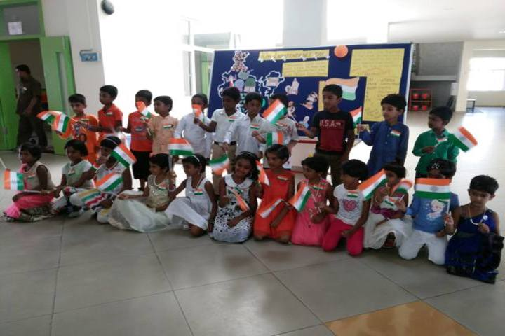 The Quest International School-Independence Day Celebration
