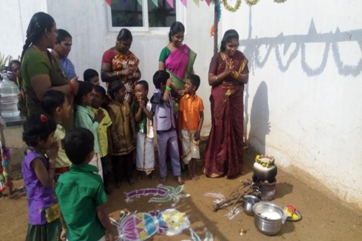 The Quest International School-Pongal Celebration