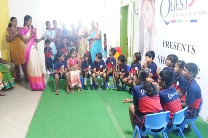 The Quest International School-Show Case Day Celebration