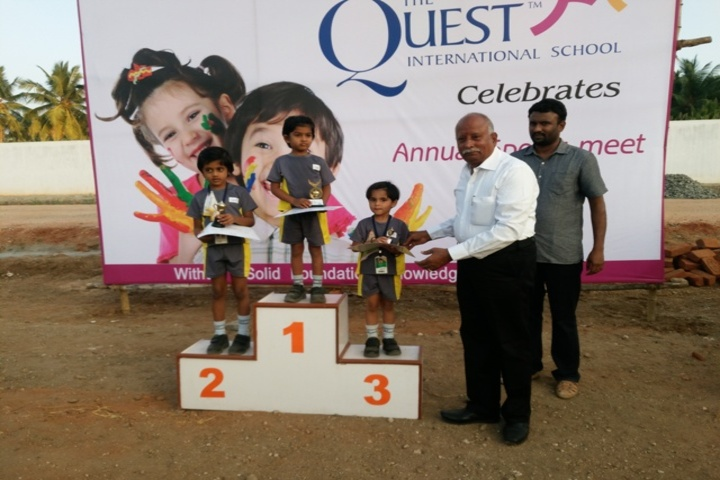 The Quest International School-Sports Day