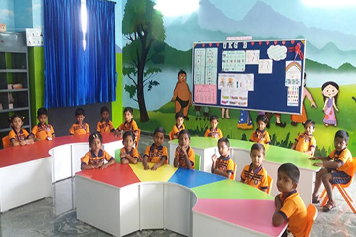 The Richmond Public School-Classroom