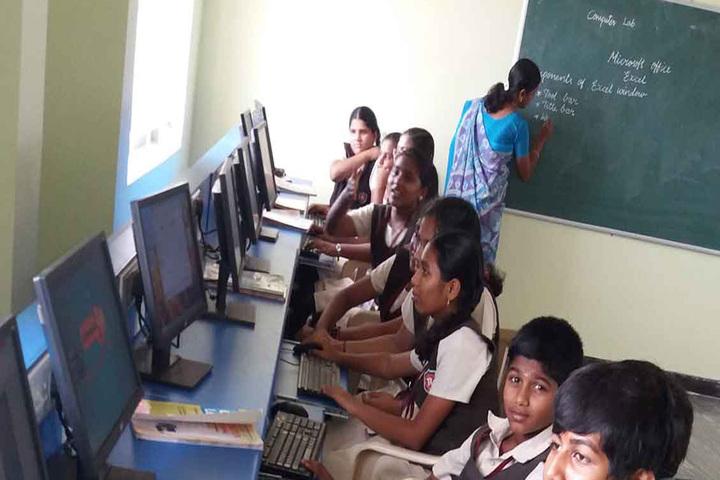 The Richmond Public School-Computer Lab